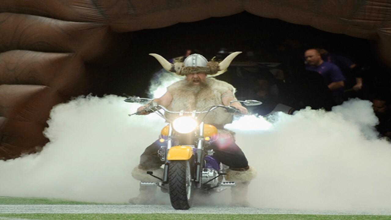 Minnesota Vikings And Mascot In Contract Dispute
