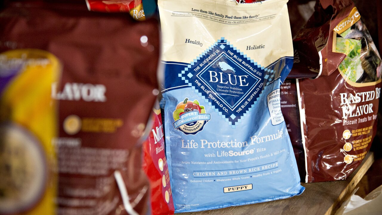 General Mills is leaning into pet food