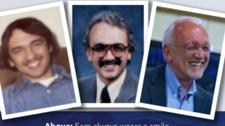 Sam Sinicropi over the years in his many different roles with the Lansing School District