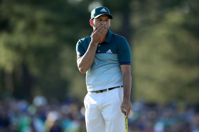 Photos: Rose, Garcia battle for golf's biggest title at the Masters