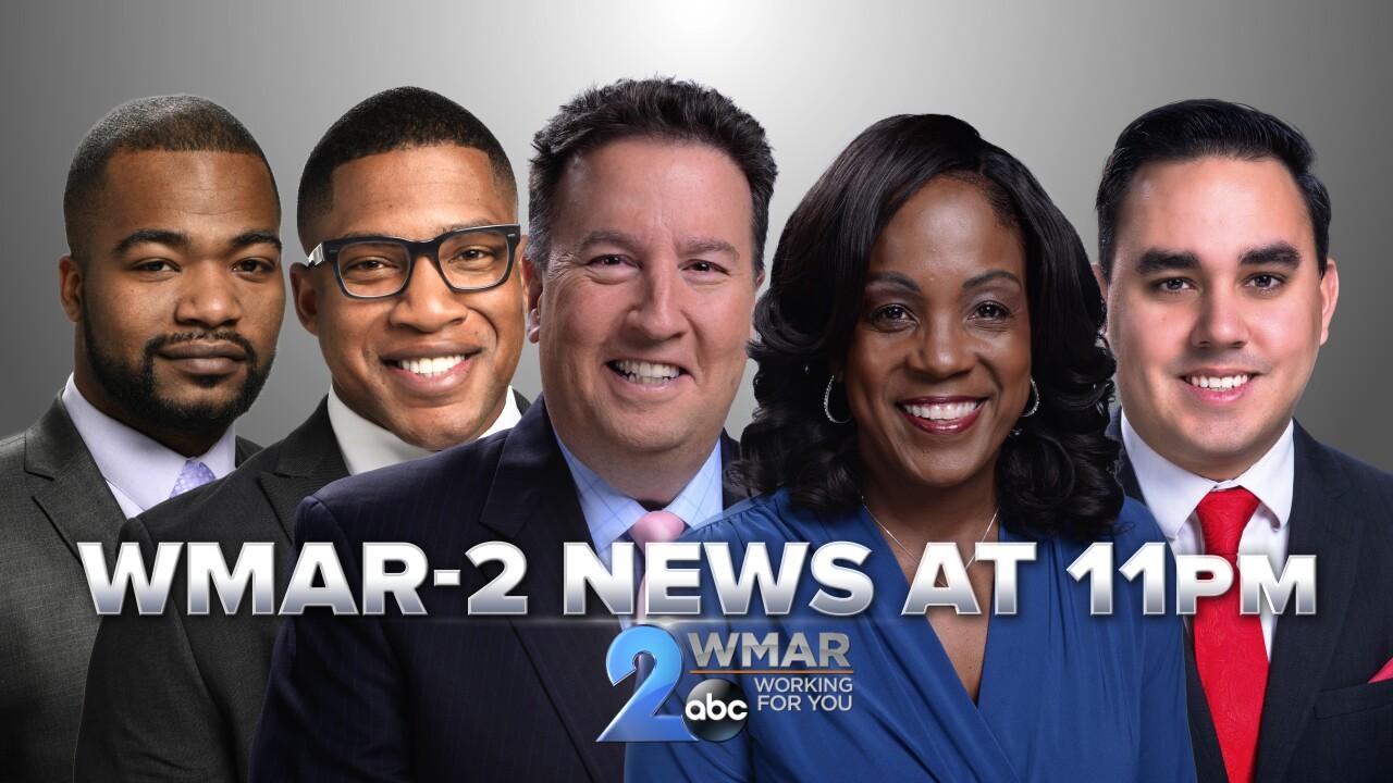 WMAR-2 News at 11