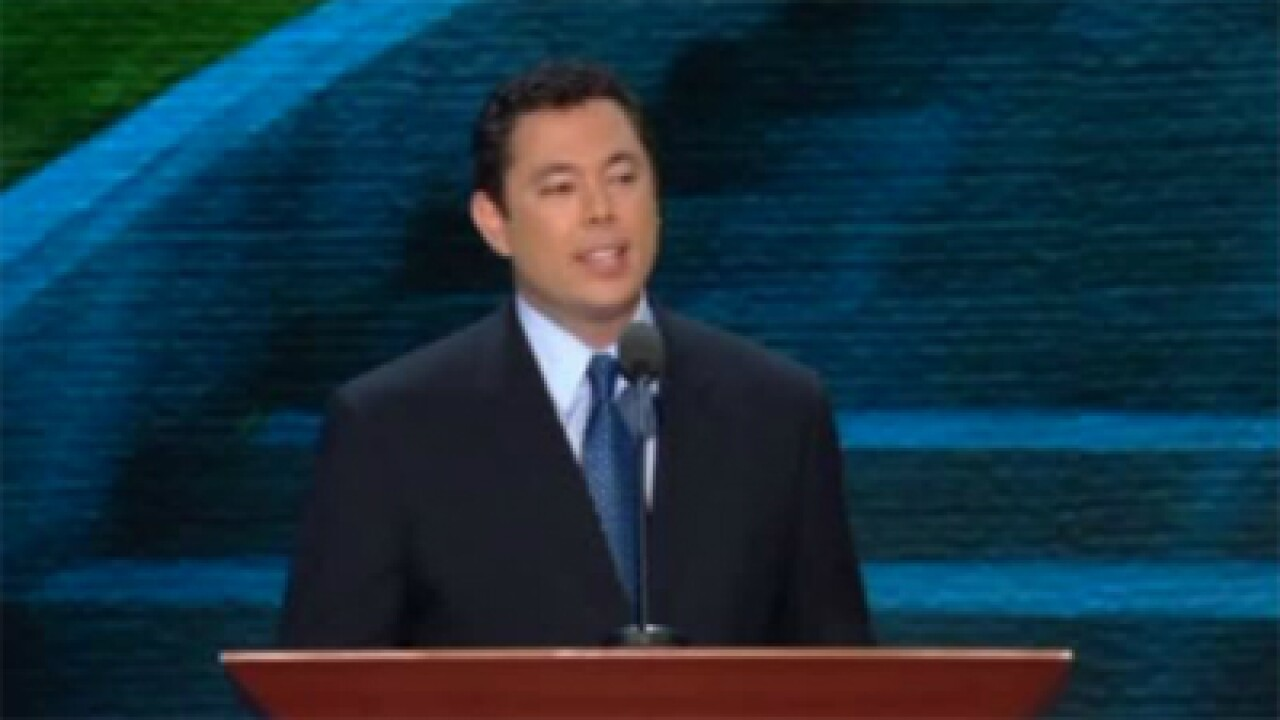 VIDEO: Rep. Chaffetz speaks at RNC