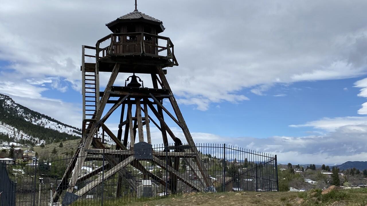 Helena Fire Tower
