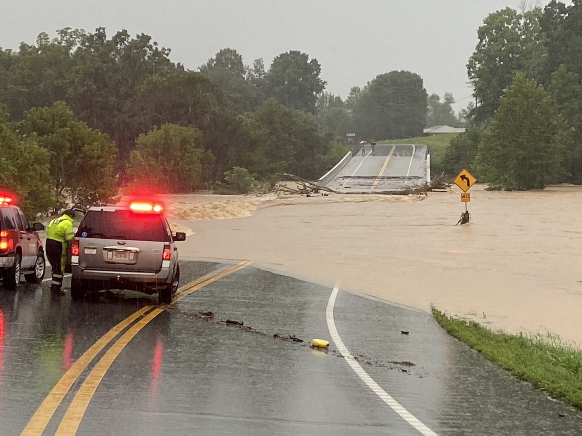garners creek hickman county flooding 8/21/21