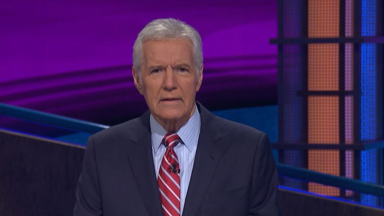 """Alex Trebek has been the host of the popular game show """"Jeopardy!"""" for decades."""