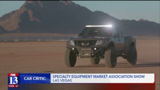 Car Critic: The Specialty Equipment Market Association show