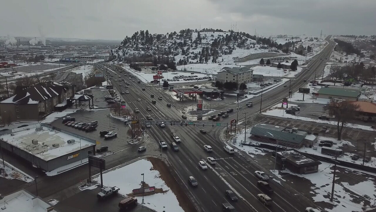 Plans unveiled to improve Main & Airport intersection in Billings