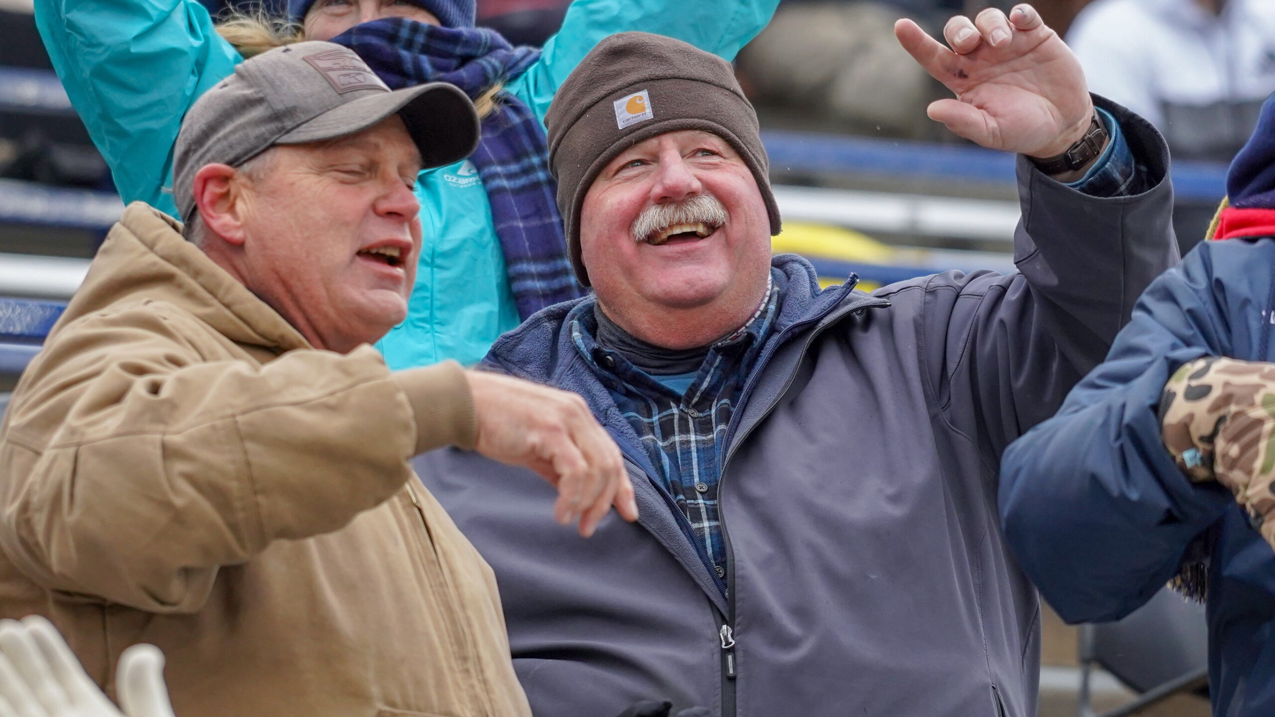 Montana State Bobcat fans