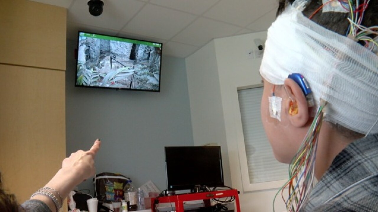 Oishei patients can experience the Buffalo Zoo virtually