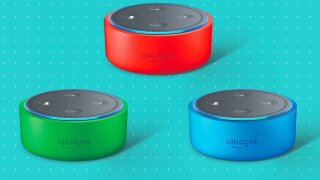Amazon unveils colorful Echo Dot for kids