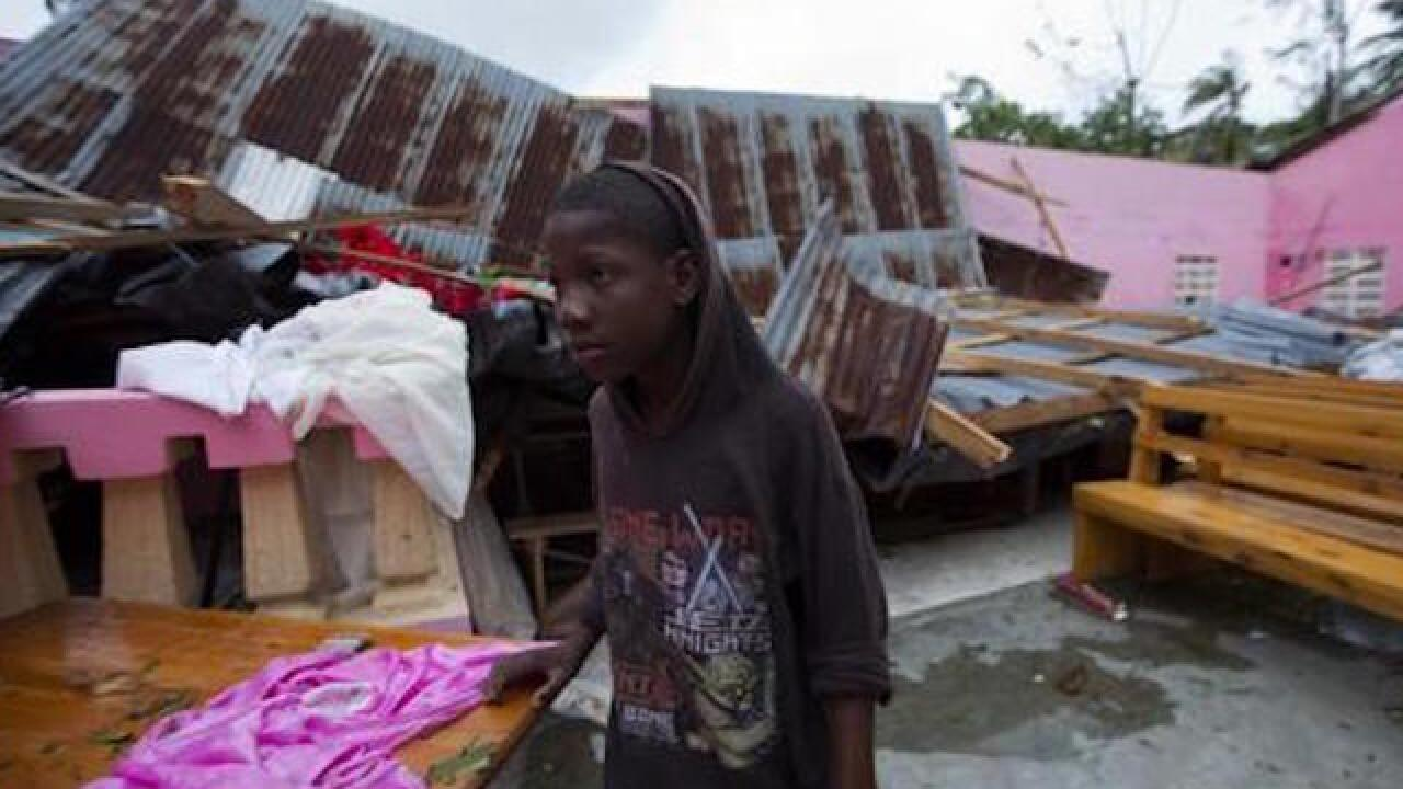 Hurricane Matthew kills 283 in Haiti
