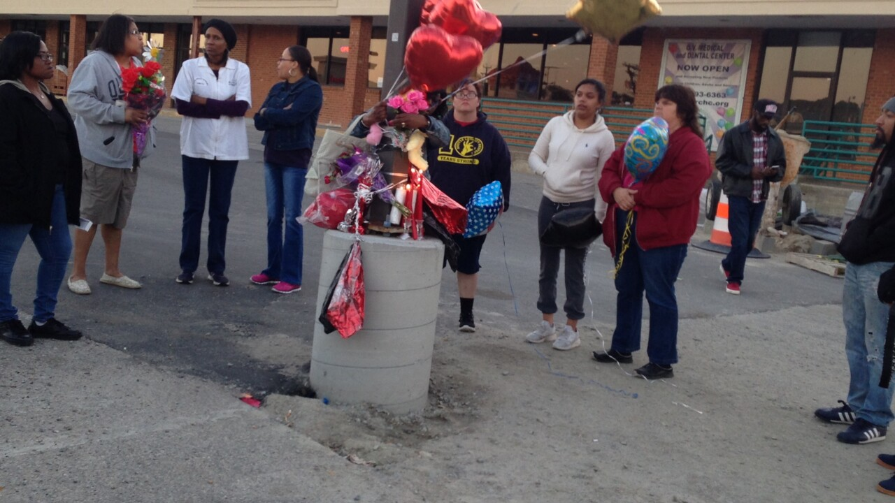 Family, friends hold vigil, ask for answers after woman killed bypolice