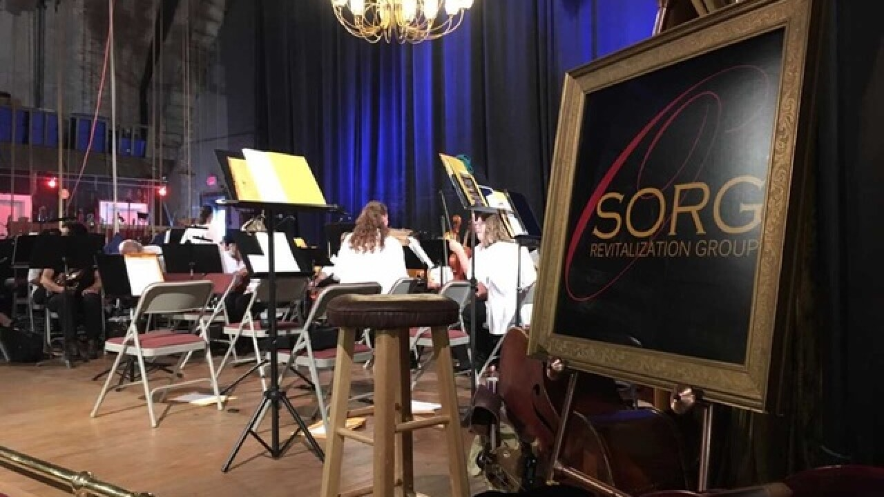Sorg Opera House reopens, showing 'we are alive'