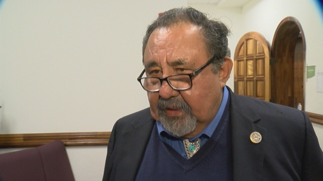 Raúl Grijalva wins re-election in Arizona's 3rd Congressional District