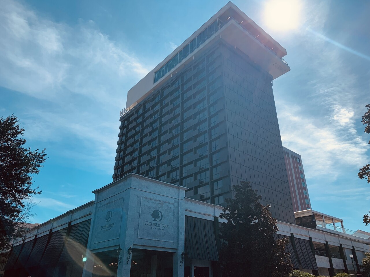DoubleTree Hotel downtown