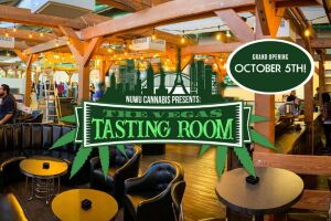 Nevada's first cannabis lounge set to open in Las Vegas