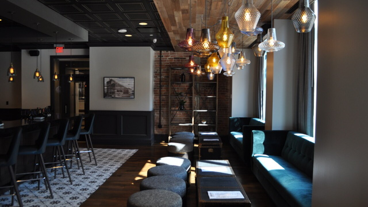 Cincinnatian Hotel adds 2 new restaurants