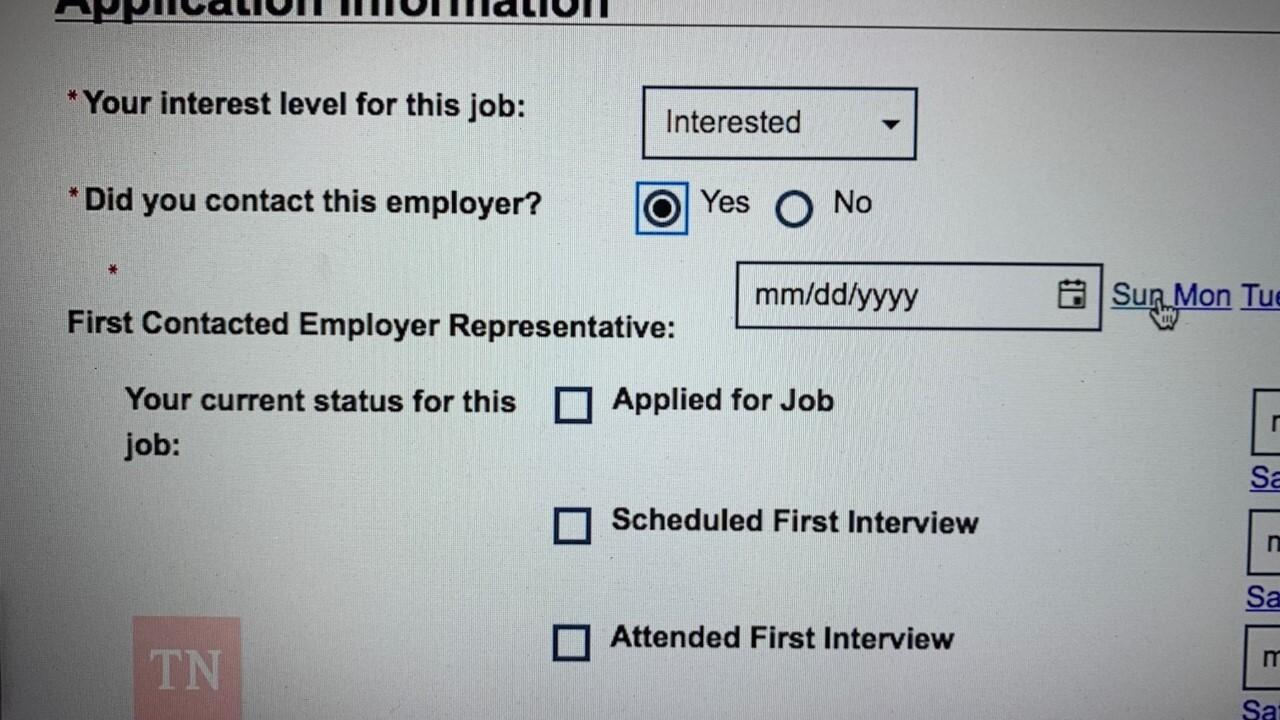 unemployment issue