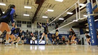corvallis volleyball