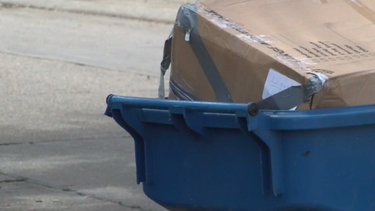 No garbage and recycling services for New Iberia on Thanksgiving