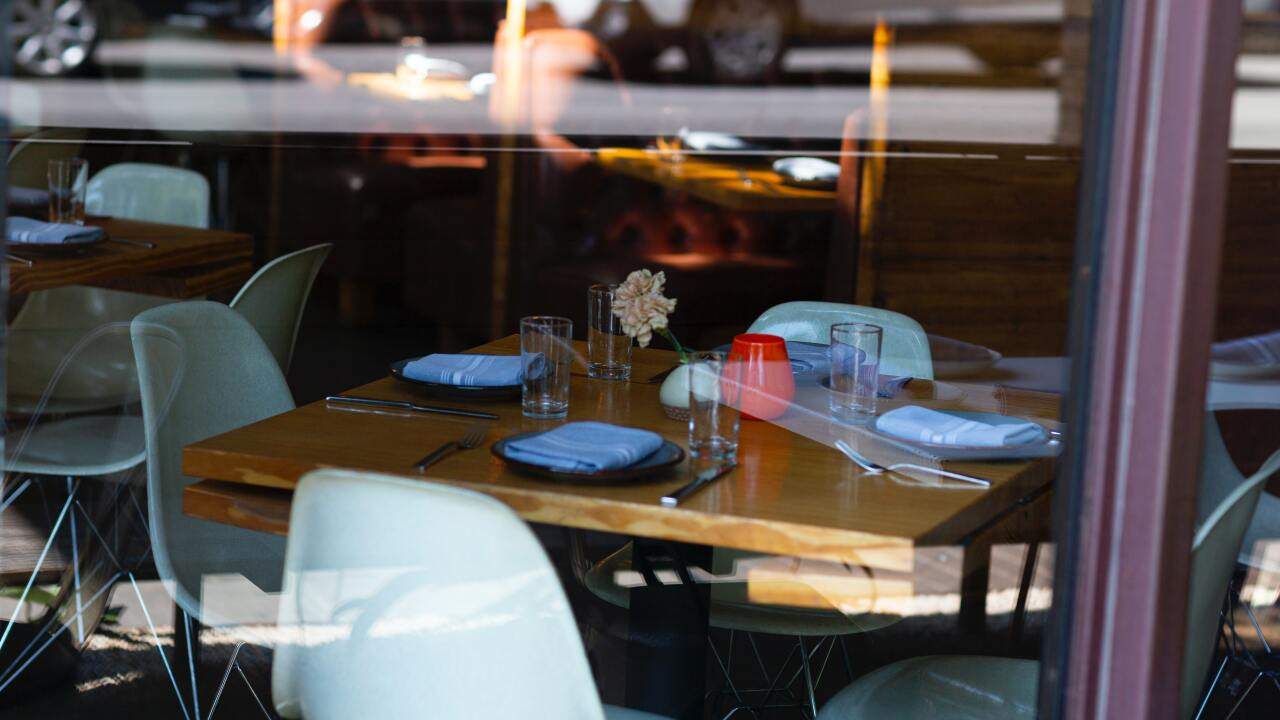 Empty Restaurant generic
