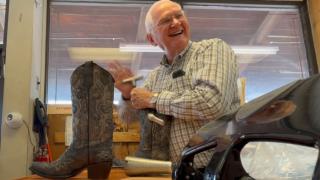 Alan Richie, Richie's Western Wear