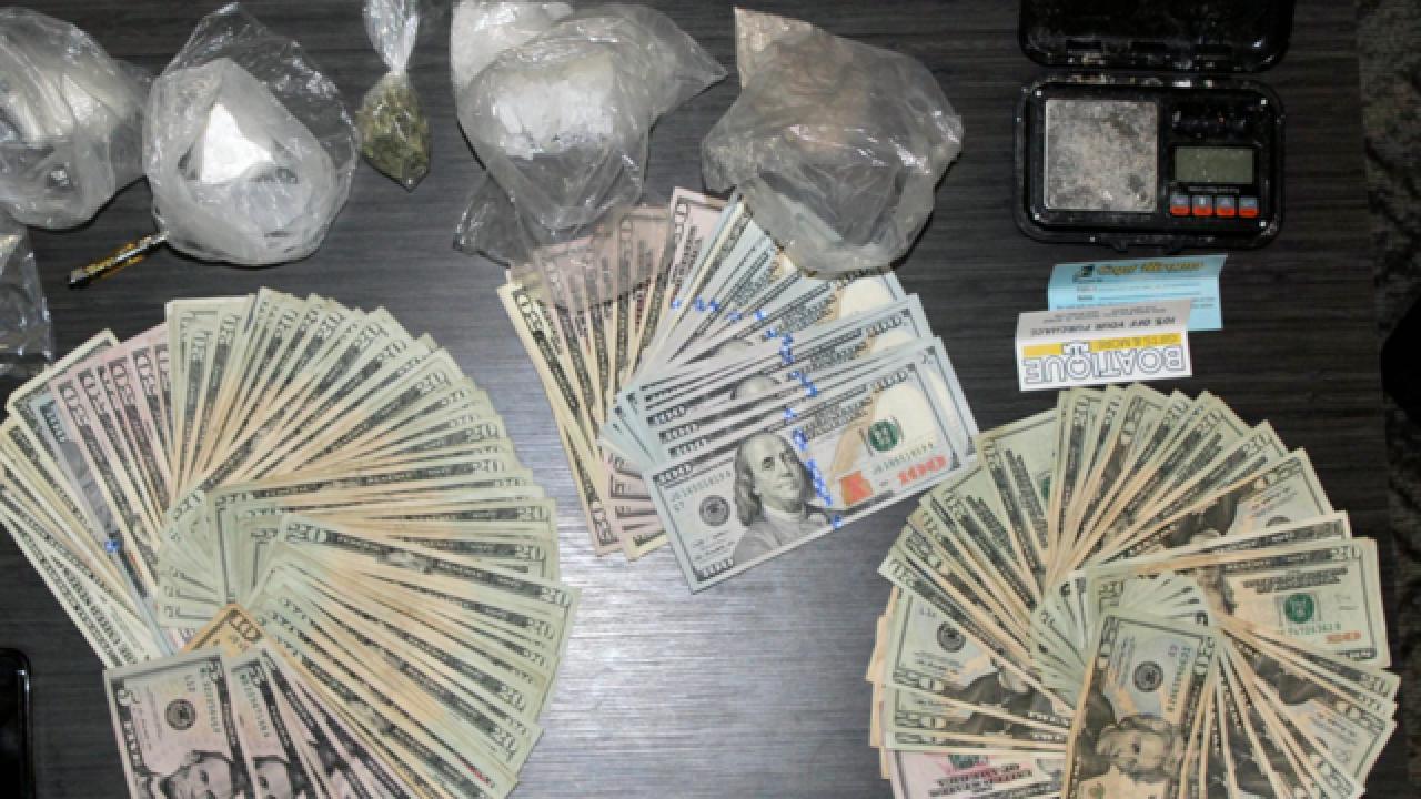 Sebastian police arrest suspected drug dealers, confiscate drugs, cash