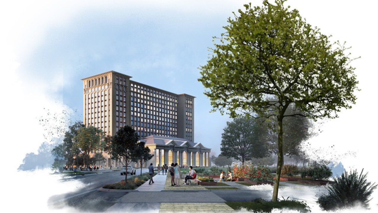 Ford to discuss plans for train station