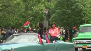 Juneteenth festivities kick off today at Martin Luther King Jr. Park