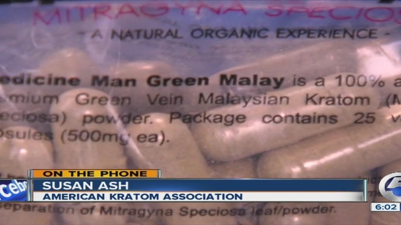 Recovering addicts warn of kratom