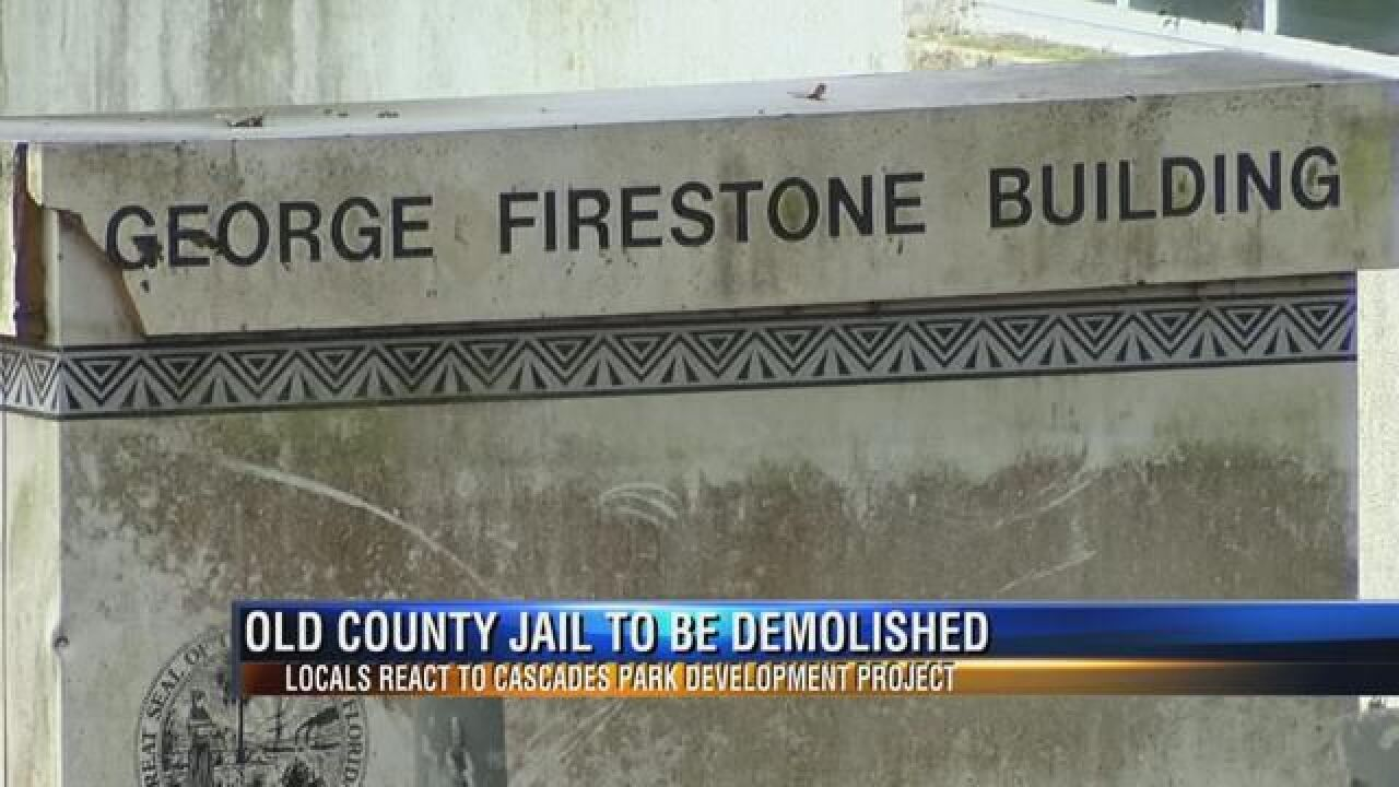 Community Reacts to News of Old Leon County Jail's Demolition