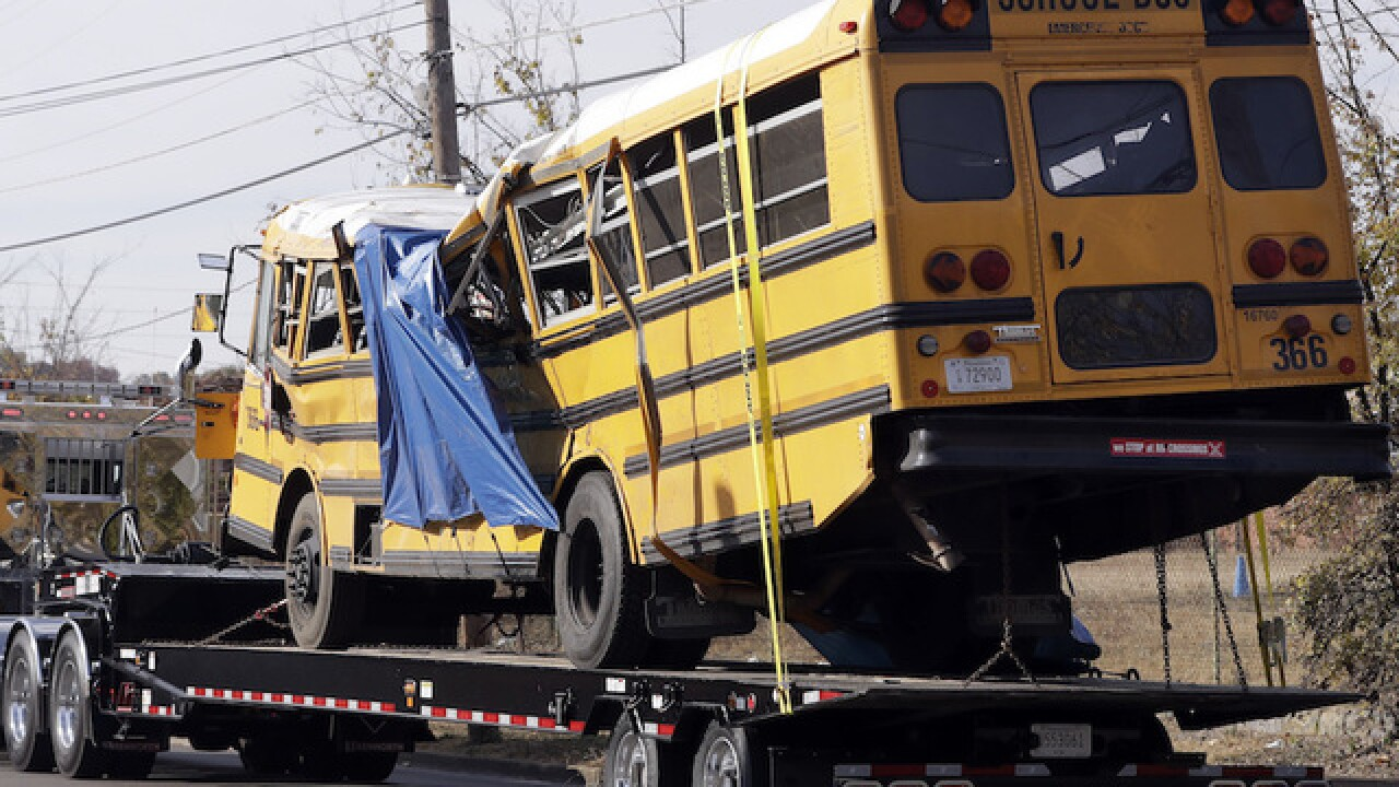 Chattanooga students complained about erratic driving before fatal bus wreck