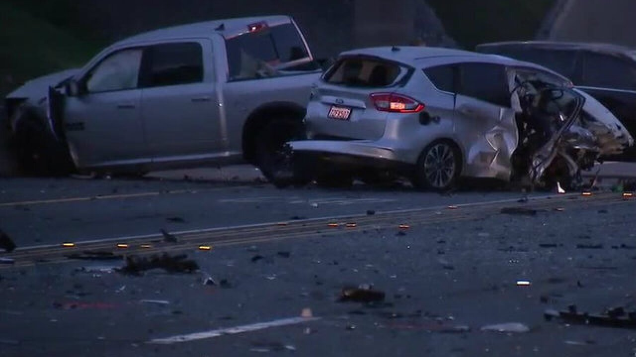 National City woman killed in Irvine crash ID'd