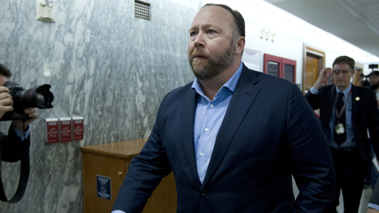 Alex Jones, founder of Infowars, loses appeal in Sandy Hook lawsuit