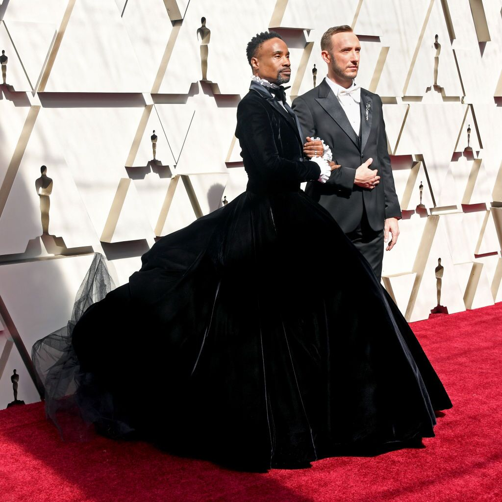 The red carpet fashion that rocked the 2019 Academy Awards