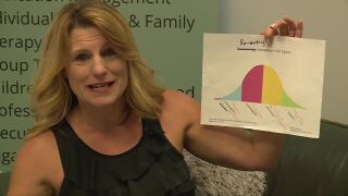 Jennifer Tomko holds 're-entry adoption life cycle' paper