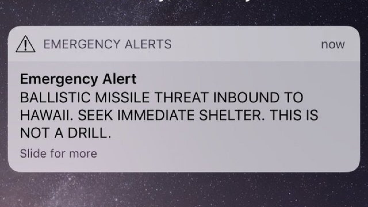 Hawaii false alarm: Man who sent alert thinks he's being unfairly treated