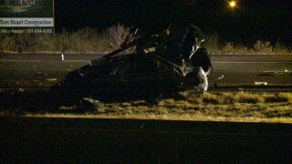 UHP: Man killed in Centerville rollover wasn't wearing seat belt, suspected of DUI