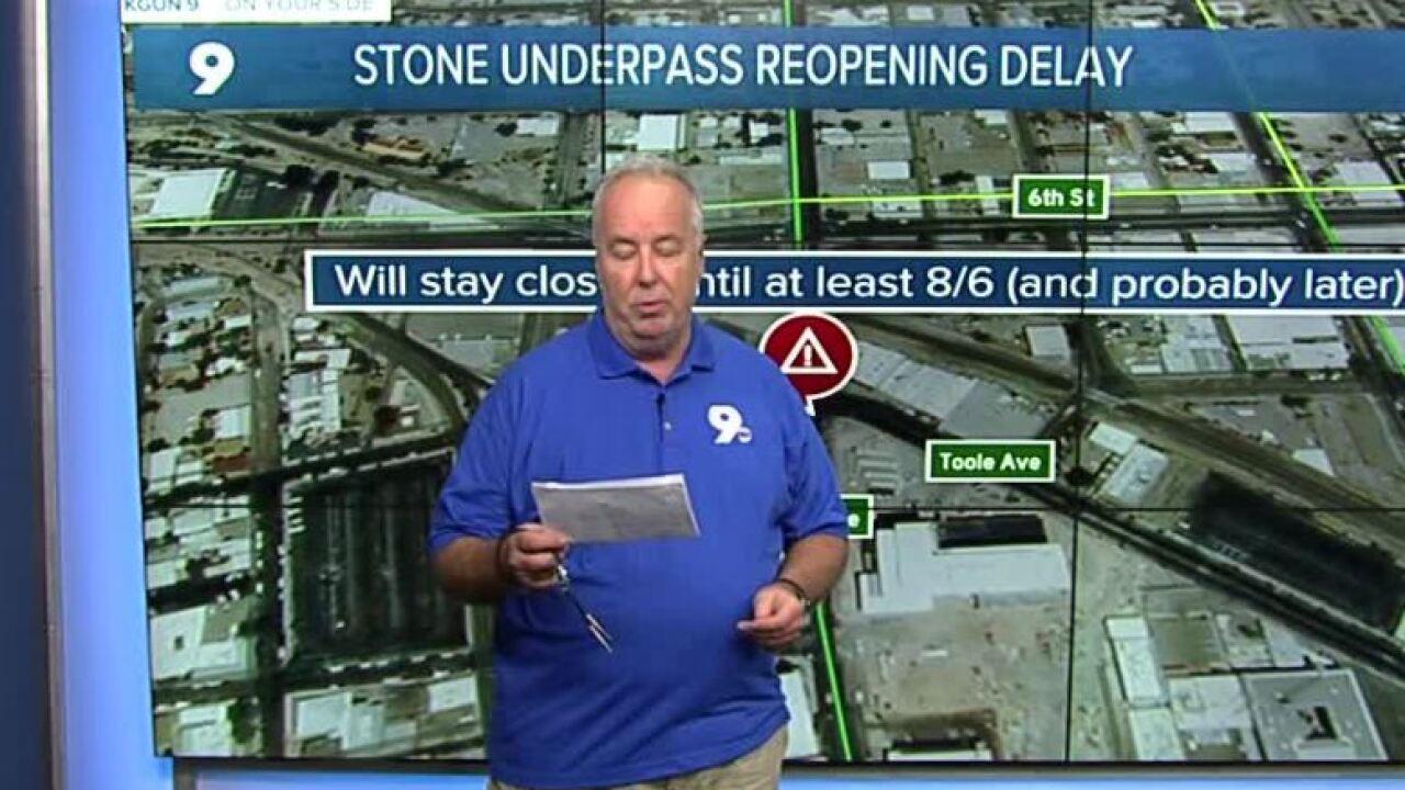 """Allen """"Big Al"""" Kath has delivered his last KGUN9 traffic report."""