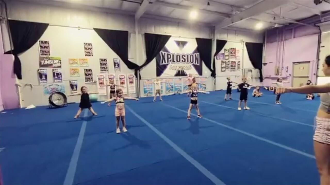 Cheer Gym