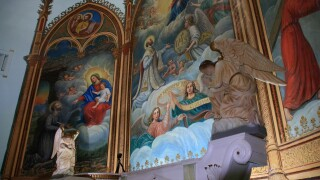St. Ignatius Mission restoration nearly complete