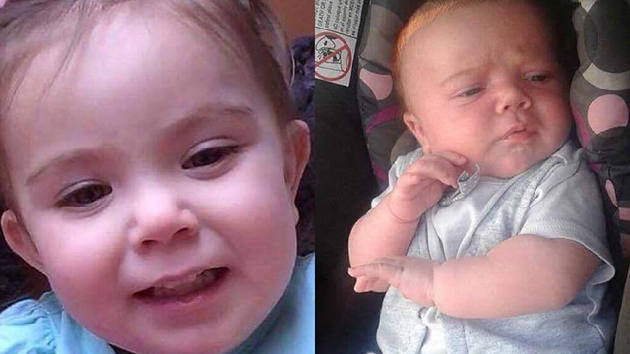 Missing Delaware County Children Found Safe In Pineville Arkansas Amber Alert Canceled