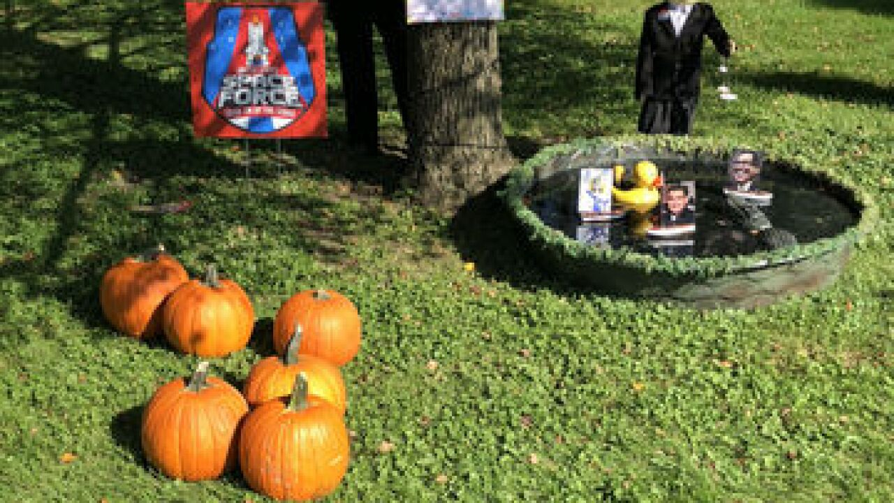 PHOTOS: Trumpkin returns to Carmel in 2018