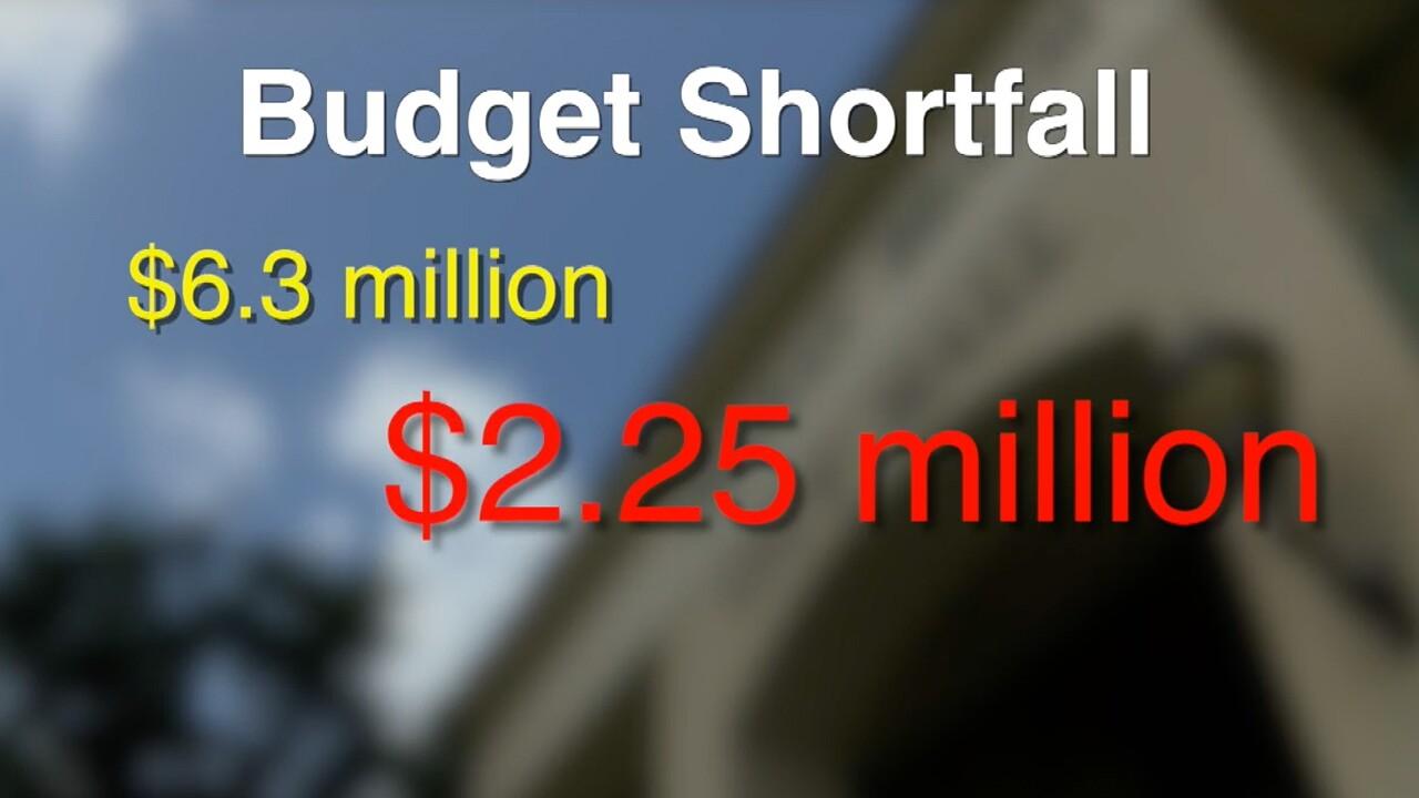 Delray Beach budget shortfall