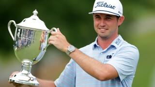 J.T. Poston claims first PGA Tour victory at Wyndham Championship