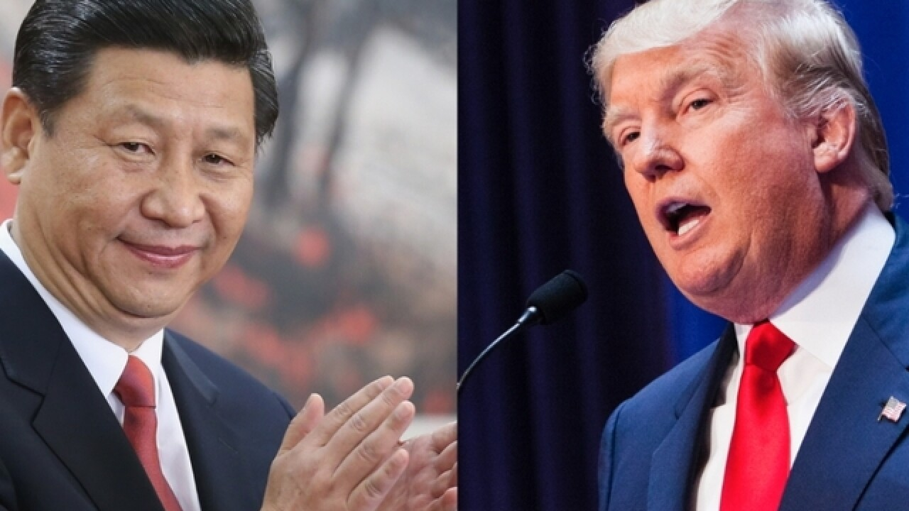 China: Trade talks with U.S. impossible