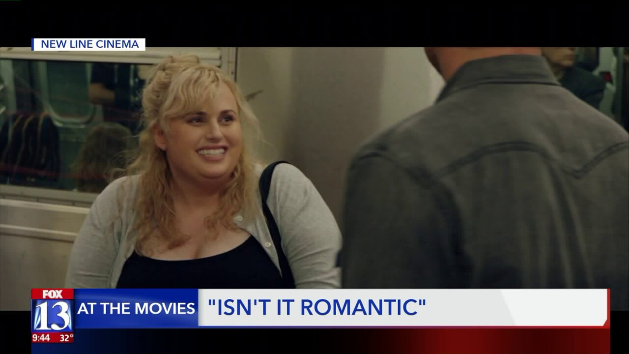 At the Movies: 'Isn't ItRomantic'