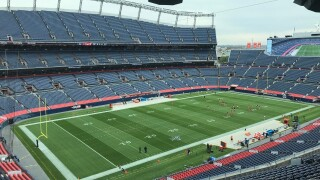 Broncos wrap preseason with Cardinals