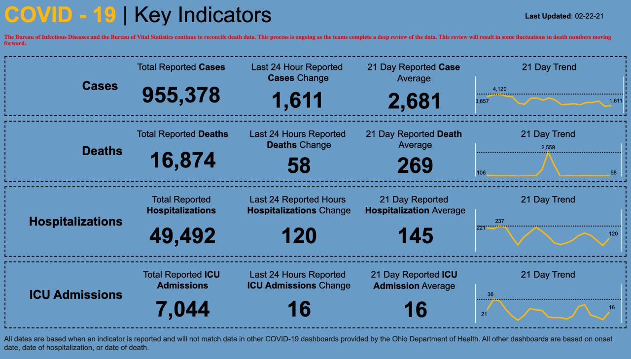 2/22/21 CV key indicators