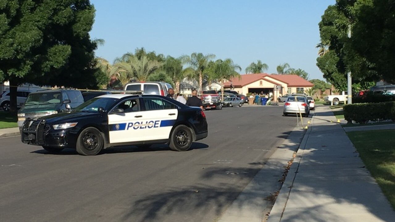 Shooting in south Bakersfield leaves one dead